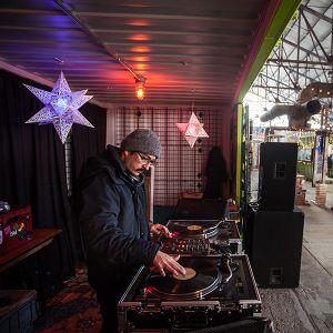 Winter Village Day 22: DJ Noloves (Afternoon Set)