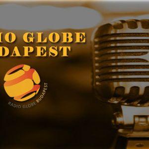 Radio Globe Budapest interview with Dorka Tamás from Visual World Foundation 2013. 12. 13.