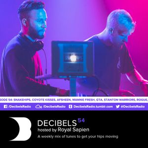 Royal Sapien presents Decibels - Episode 54