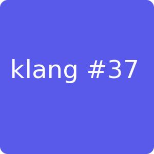 klang#37