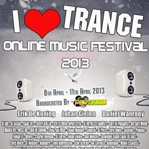 Adel Ryad  - I Love Trance Music Festival 2013 Set