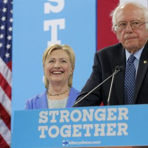 Bernie Sanders' long and winding road to backing Hillary Clinton