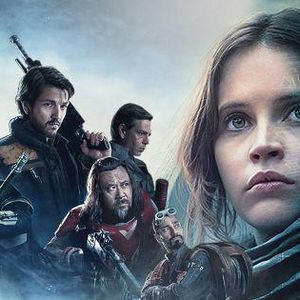 Out Now 267: Rogue One: A Star Wars Story