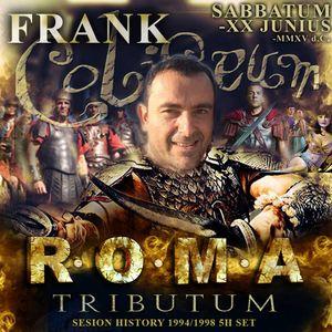 Coliseum Roma 19-06-15 Dj Frank vol5