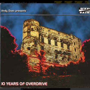 Andy Düx presents - 10 Years of OverDrive