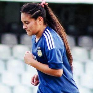 NOTA // Lourdes Lezcano, Campeona en Tercera Futsal CASLA y River Plate Fútbol Once (04/07/17)