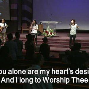 2014/05/11 HolyWave Praise Worship