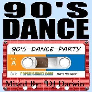 I Love 90's Dance Mix Part 5
