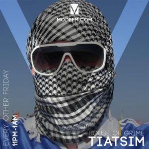 13/10/2017 - Tiatsim w/ House of Grime (Calm Cuts Edition) - Mode FM