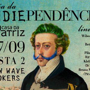 MIXTAPDE de ELECTRO-ROCK/DISCO PUNK da Festa Dia da INDIEPENDÊNCIA