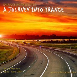 DJ RaySim Pres. A Journey Into Trance Episodes 29 (10-10-14)