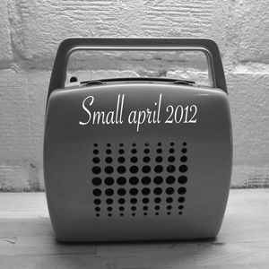 Small april 2012 digs