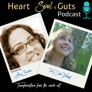 Episode 015: Terry Dika Volchoff: Transformations From The Inside Out