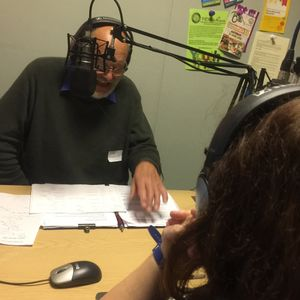 Tiverton Neighbourhood Plan up to 2030 - Reverend Ian Johnson discusses with Caro Bushnell (TCR)