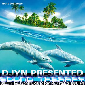 Djyn - Рresented - Sound Therapy vol. 54 (For Neo Radio 100.5 fm_Edition#19)