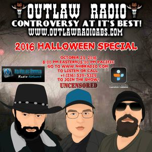 Outlaw Radio (October 29, 2016)