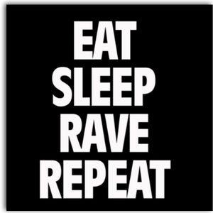 Dj Killa - Eat Sleep Rave Repeat. Live Mix, Jan 2014