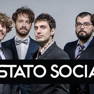 Giovanni intervista Lo Stato Sociale