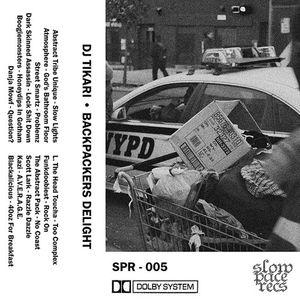 SPR-005: DJ Tikari - Backpacker's Delight