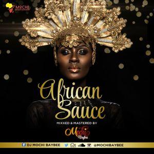 AFRICAN SAUCE 6 #Afrobeatoct2017