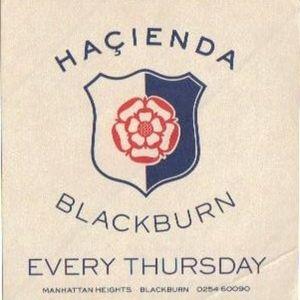 Sasha - Blackburn Hacienda 1989/1990