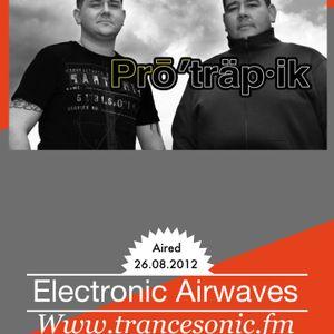 Protrapik pres Electronic Airwaves 002