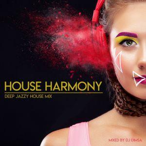 House Harmony - Deep Jazzy House Mix (2019)
