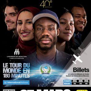 ENTREVUE: Mahamadou Douaré et Serge Abié Zably pour la Soirée internationale