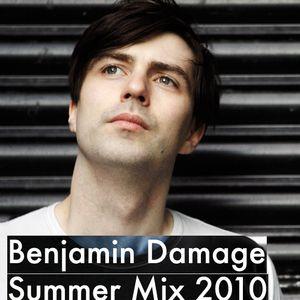 Benjamin Damage Summer Mix 2010