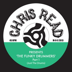 So Much Soul presents 'The Funky Drummers' Part 1 (Just The Drums)
