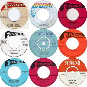 """Reggae ROOTS Jamaican Mixtape #39 Studio One Singles 7"""" Mixes - Essentials Classics Hits Selection"""