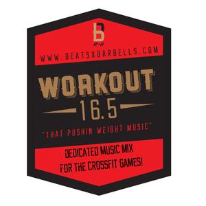Reebok Crossfit Games 16.5 //-// www.BEATSxBARBELLS.com