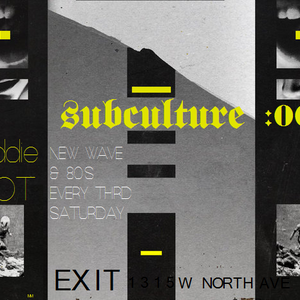 SUBCULTURE NEW WAVE MIX 002