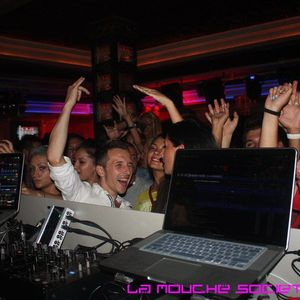 Dj Paul One - Warm Up @ La Mouche Society Club 05 09 2012 (->dj pol one<-)