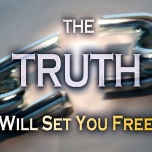 The Truth Will Set You Free - Paul McMahon - 12th June 2016