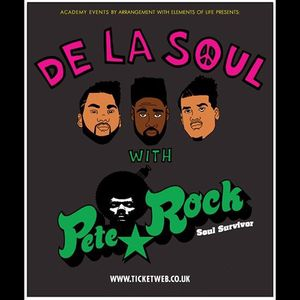 My Top Ten De La Soul Classics - Mixed by Andy H