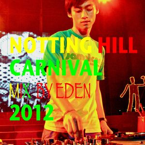 NOTTING HILL CARNIVAL 2012 MIX