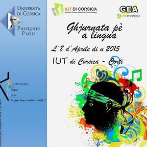 Concert clôture Journée de la langue corse du 8 avril 2015