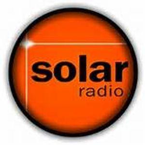 Solar Radio, 7th May 2018, 1-3pm