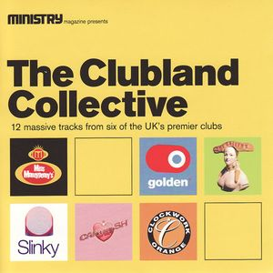 Ministry Magazine Presents The Clubland Collective Vol 1 (Ministry Of Sound)