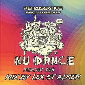 NU DANCE PODCAST#143 (MIX BY LEX-STALKER)