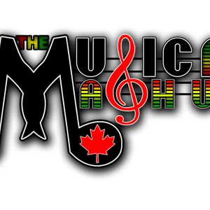 The Musical Mash Up on CHRY 105.5 fm July 13 2012 by DJ Red X