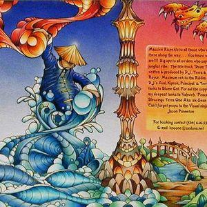 DRUMTEKNIQ - DJ TERRA aka XIANJUAN - 95-96 jungle mixtape MIxed in 96 all vinyl!!!