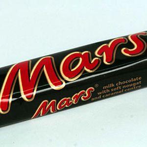 Mars Bar Mash Up