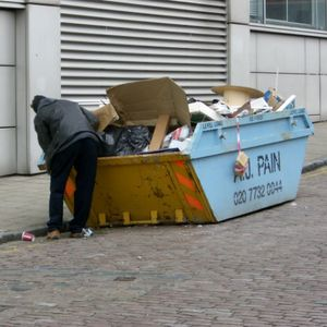 So You Think You're an Adult: Dumping rubbish