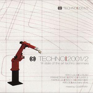 Oliver Way 'Techno: 2001/2' mix
