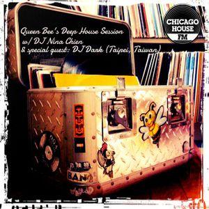 DJ Dark Deep House session on Chicago House FM