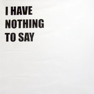 Tompi - Say Nothing (2012.09.20)