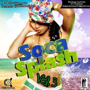 Soca Splash Vol3