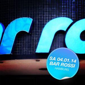 Live at Bar Rossi SA 04.01.14